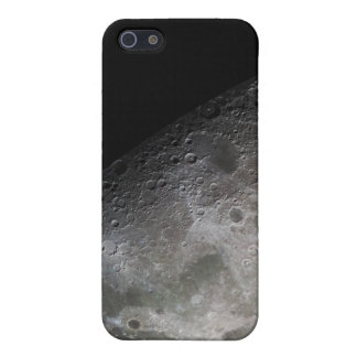 Color mosaic of the Earth's moon iPhone SE/5/5s Cover