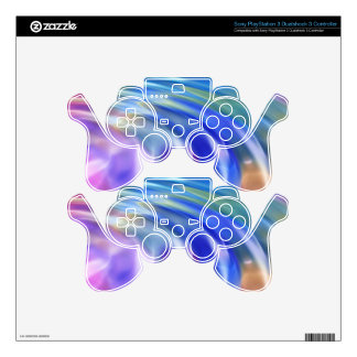 Color my life with joy PS3 controller skin