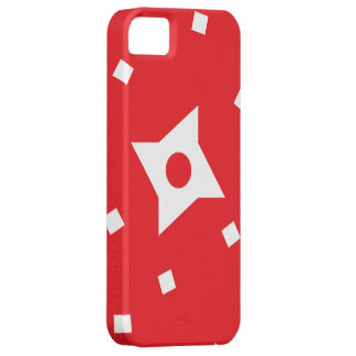 Color Ninja Red iPhone 5/5s Case