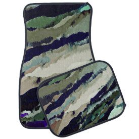 Color Odyssey III Floor Mat