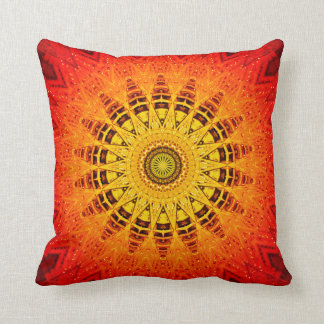 Color of Fire Pillow