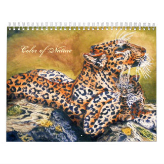 Color of Nature Calendar