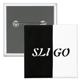 Color Of Sligo Pin Badge