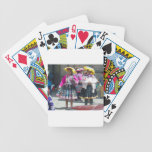 Color of Tradition Bicycle Playing Cards