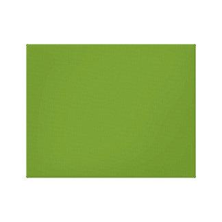 color olive drab canvas print