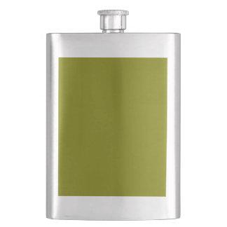 color olive flask