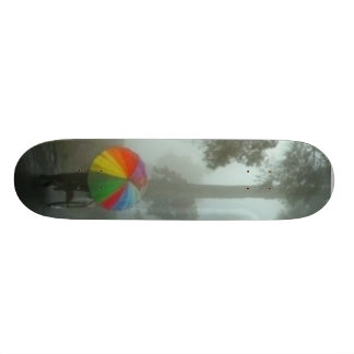 color on a colorless day skateboard decks
