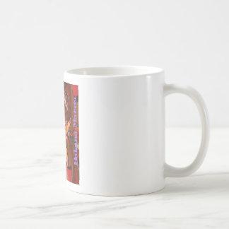 Color on the run coffee mug