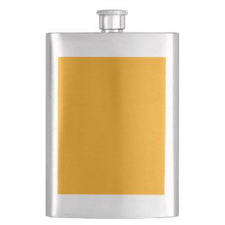 color orange flask
