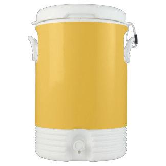 Color oro vaso enfriador igloo