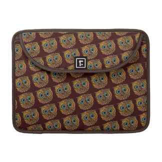 color owl sleeves for MacBook pro