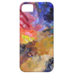 Color Painter's Palette Abstract Art iPhone 5 Case