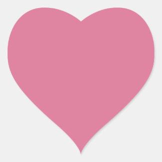 color pale violet red heart sticker
