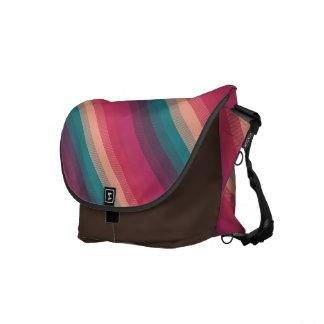Color palette courier bag