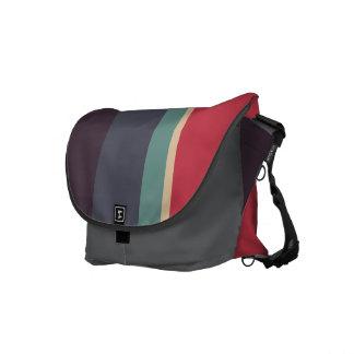 Color palette messenger bags