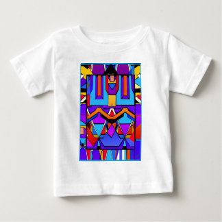 Color pallet baby T-Shirt