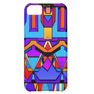 Color pallet case for iPhone 5C