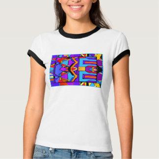 Color pallet T-Shirt