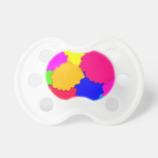 Color Patches Pacifier