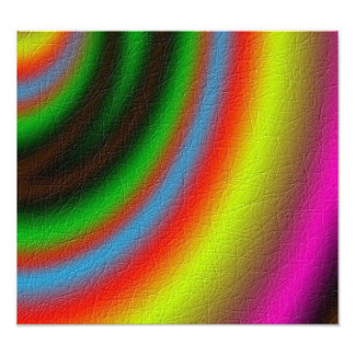 Color pattern of line photograph