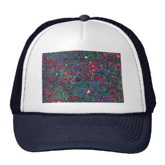Color Pen Doodle 02 Trucker Hat