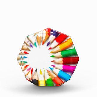 Color Pencils Acrylic Award