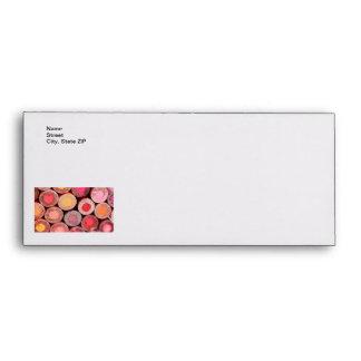 Color Pencils Envelope