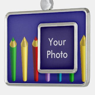 Color Pencils Ornament