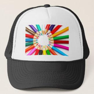 Color Pencils Trucker Hat