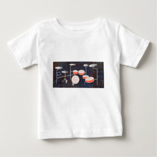 Color Percussion Baby T-Shirt