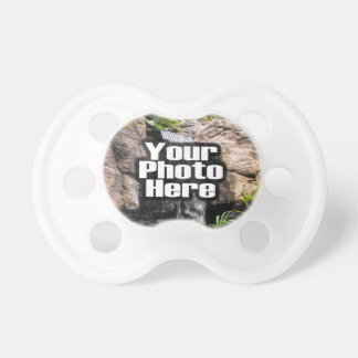 Color Photo Personalized BooginHead Pacifier