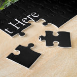 Color Photo Personalized Jigsaw Puzzle