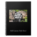 Color Photo Personalized Notebook