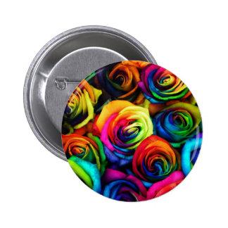 Color Pinback Button