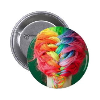 Color Pinback Buttons