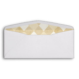 Color poner crema de color de ante de los sobres