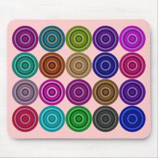 Color Pop Fun! Mouse Pad