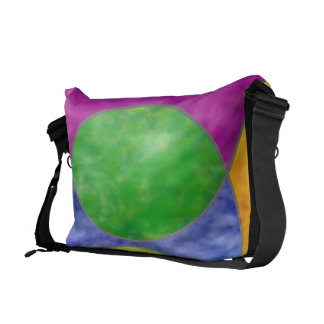Color Popping-Wow! Messenger Bag