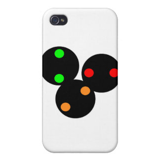Color Position Lights CPLs iPhone 4 Case