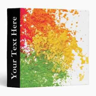 Color Powder Rainbow Binder