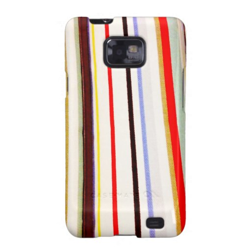 Color purple yellow red black lines pattern samsung galaxy s2 covers