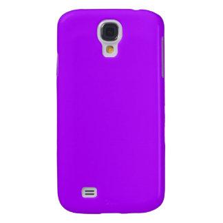 Color púrpura de neón fucsia púrpura brillante sol