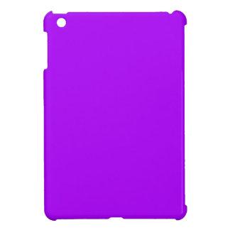 Color púrpura de neón fucsia púrpura brillante sol iPad mini cobertura