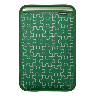 color puzzle pieces sleeve for MacBook air