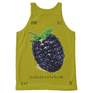 COLOR RATIO 8 All-Over-Print TANK TOP