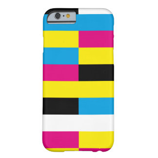 color rectangles 002 barely there iPhone 6 case