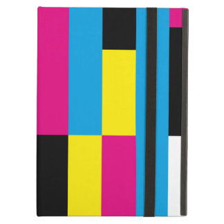 Color Rectangles 002 Cover For iPad Air