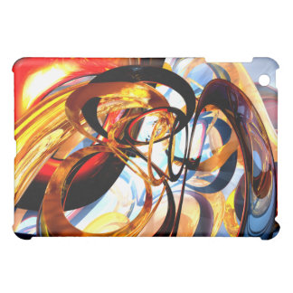 Color Revolution Abstract  iPad Mini Covers