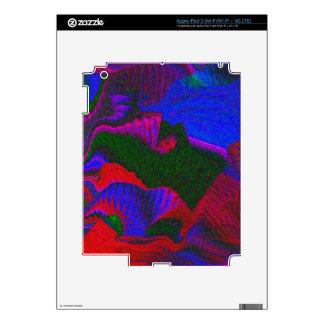 color revolution iPad 3 decal