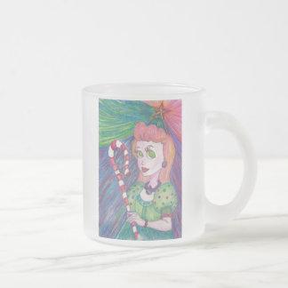 Color rojizo la taza de Tannenbaum